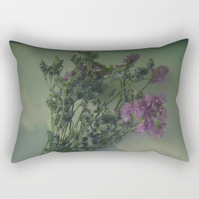"""Our Rectangular Pillow is the ultimate decorative accent to any room. Made from 100% spun polyester poplin fabric, these """"lumbar"""" pillows feature a double-sided print and are finished with a concealed zipper for an ideal contemporary look."""