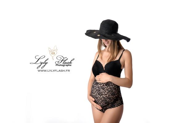 photographe pour femme enceinte dans le var