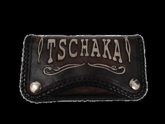 """Geldbörse lang """"Tschaka"""""""