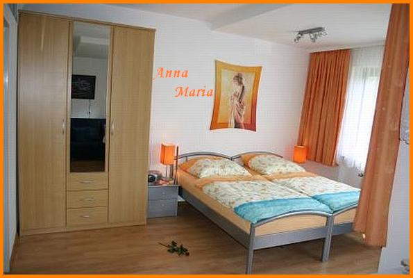 Unsere Traum Ferienwohnung Anna Maria in Freiburg - ideal für Geschäftsreisende