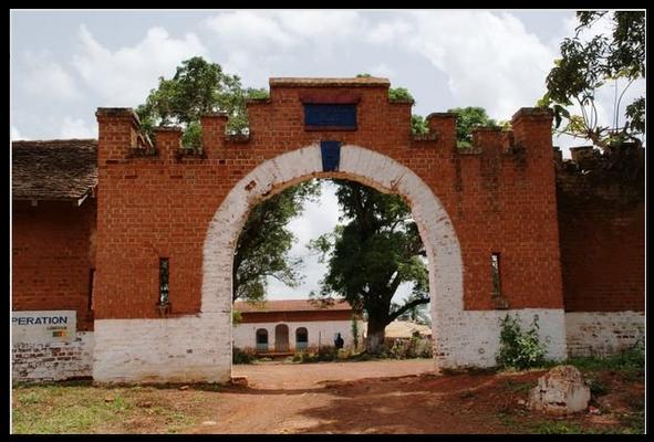 Doumé, l'ancien fort allemand