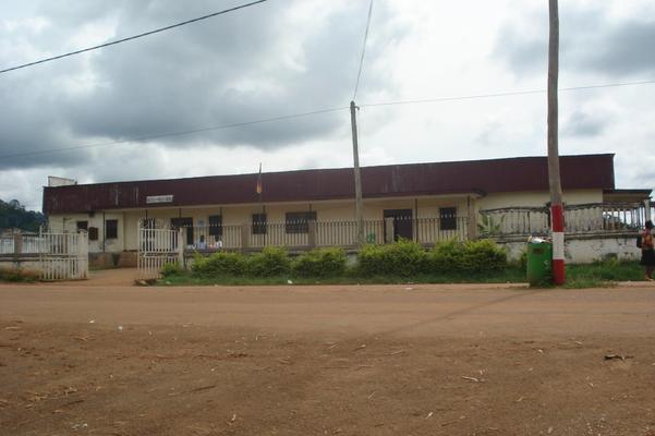 Okola. Ancienne mairie
