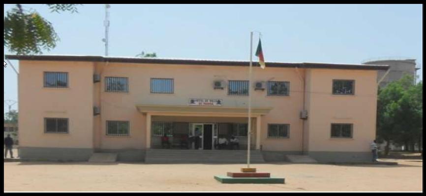 Mairie de Yagoua