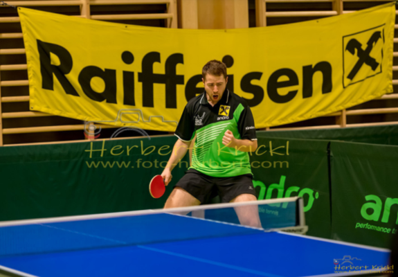 Äußerst kampfbetont gab sich Martin Kinslechner in den ersten beiden Heimrunden. Siege gab es gegen Privasnik, Siwetz und Scherer.
