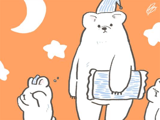 おやすみのじかん/2014,11.9