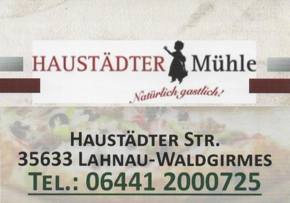 Bandversorgungs-Pate Haustädter Mühle