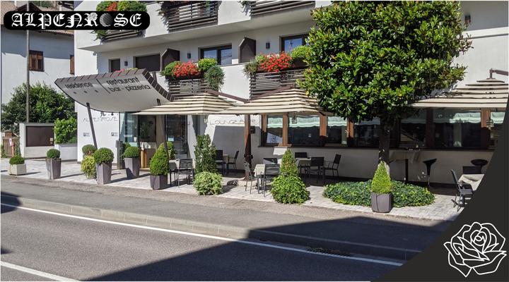 Alpenrose San Giacomo Bolzano_ristorante pizzeria