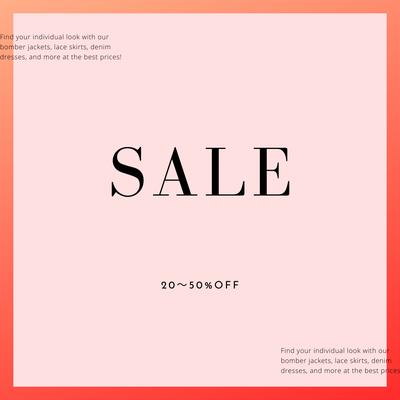 セール・SALE