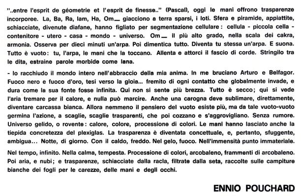 Poesia di Pouchard