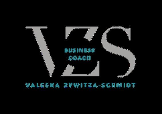 Logo Design für Business Coach Valeska Zywitza-Schmidt
