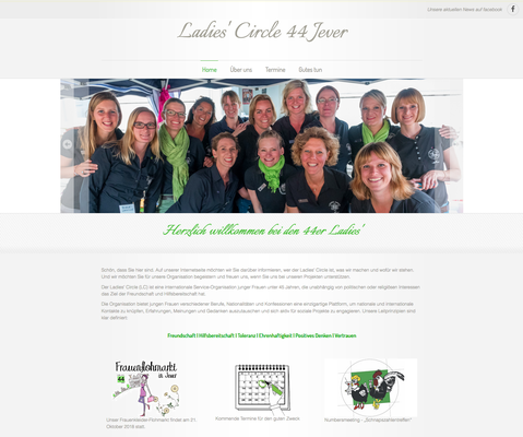 Kunde: Ladies' Circle 44 Jever (Ehrenamt)