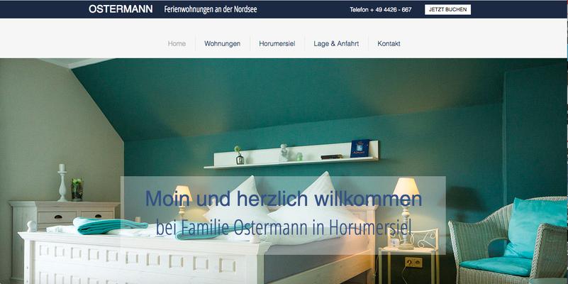Kunde: Familie Ostermann Horumersiel