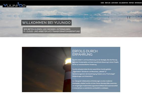 Kunde: Yuunido GmbH