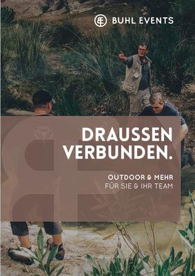 Kunde: Buhl Events | Skills: Text und Redaktion.