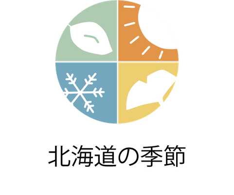 北海道・旭川エリアにおける季節のご紹介