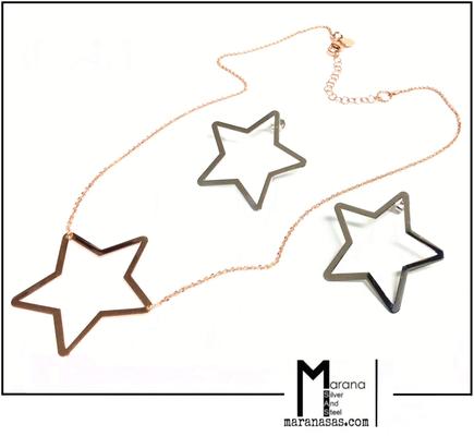 Collezione stelle vuote