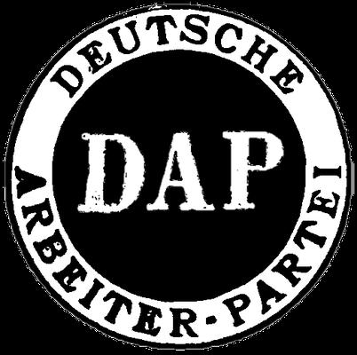 Logo Deutsche Arbeiterpartei, Raheemsti81.