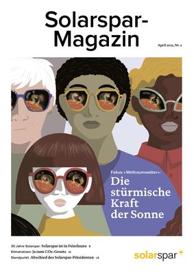 Solarspar-Magazin 2/2021