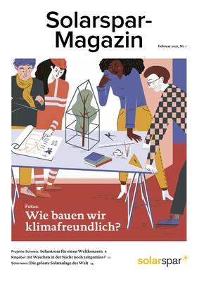 Solarspar-Magazin 1/2021