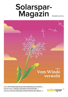 Solarspar-Magazin 4/2020