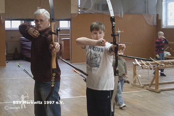 Training BSV Merkwitz 1997 e.V. -  www.bsv-merkwitz.de
