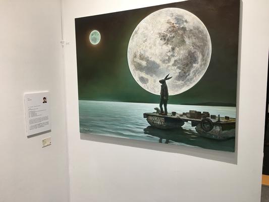 アート台北2017・画家・原太一・作品