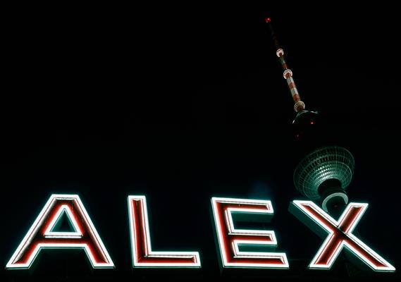 ALEX - Bahnhof Alexanderplatz