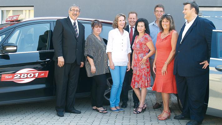 Taxi 2801-Vorstand und Aufsichtsrat