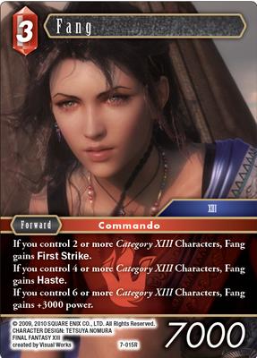 Community Spoiler von fftcg.fr http://fftcg.fr/article/card-of-the-week-spoiler-community-fang/