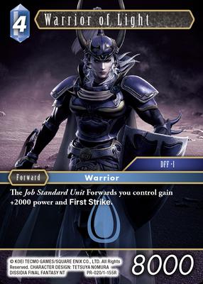 Krieger des Lichts 1-155R | PR-020