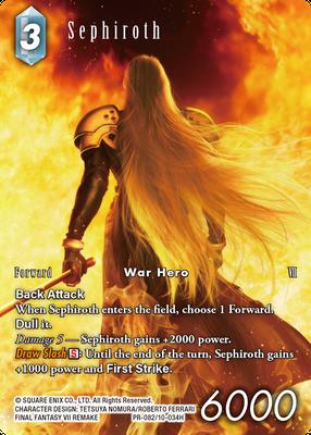Sephiroth 10-034H | PR-082