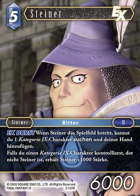 Steiner 3-137R | PR-015
