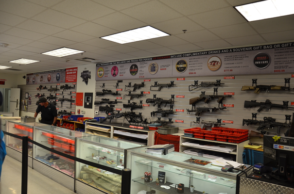 The Gun Shop, Las Vegas