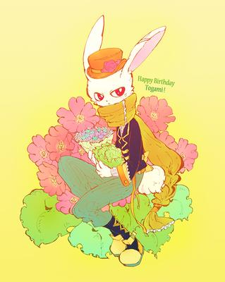 12.19はとがみくんの誕生日でした…!おめでとう!!