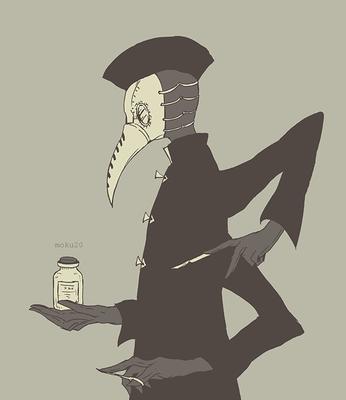 (黒衣のお医者様。) 0513