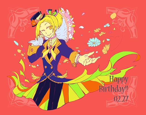 02.27はヒカルちゃんの誕生日!おめでとう!! 今日の主役は君だ!