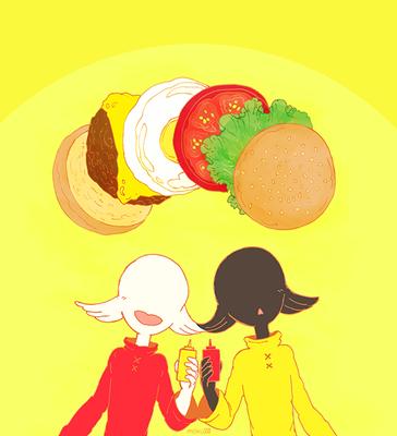 ハンバーガー! 0207
