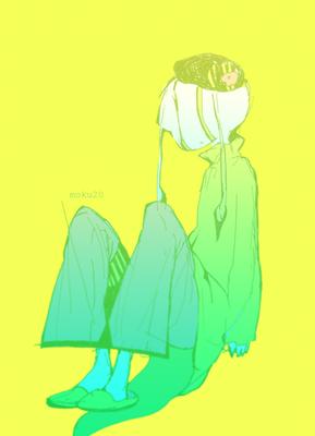 (水色へ。) 0517