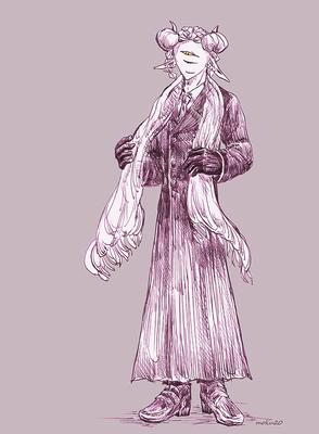 (冬の装い) 0210