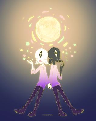 (ちいさな満月) 0422