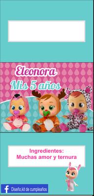 Bebés Llorones Lágrimas Mágicas Página Web De