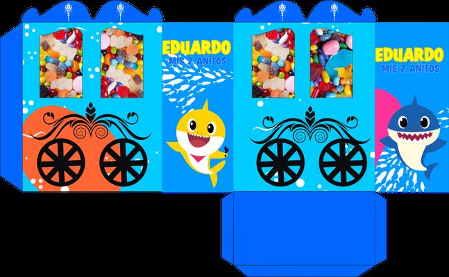 Baby Shark Página Web De Diseñokitdecumpleaños