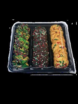 18 oz Christmas Cookie Selection