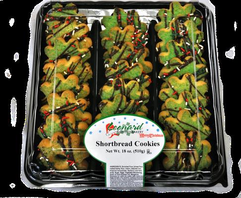 18 oz Shortbread Cookies