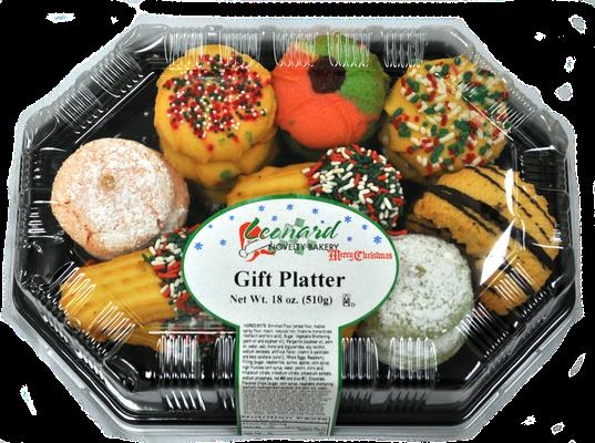 18 oz Gift Platter
