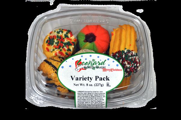 8 oz Variety Pack
