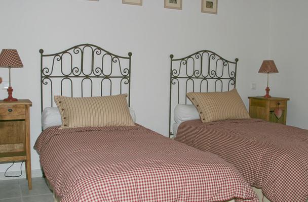 Schlafzimmer Villa Merlot / Grenache