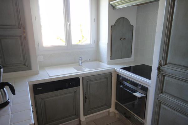 Küche Villa Muscat