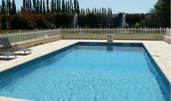 Ferienhaus mit Pool im Luberon