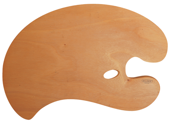 Фигурная палитра
